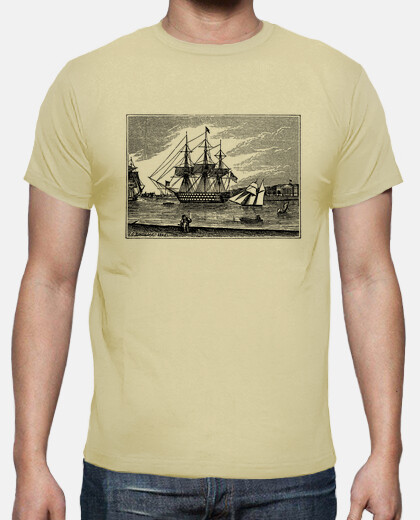 Camisetas Portsmouth Harbor, Virginia