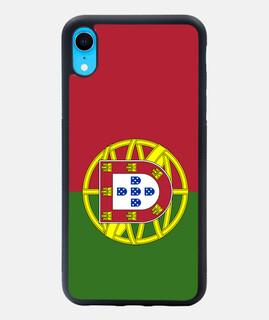 Portugal flag phone case
