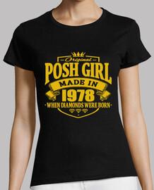 Posh girl made in 1978