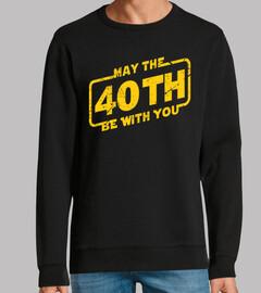 possa il 40 essere con you