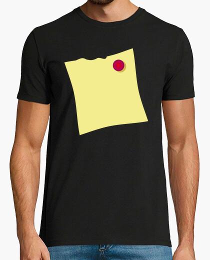 Tee-shirt post-it mettre votre texte