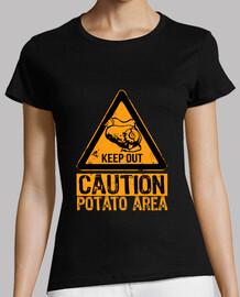 Potato area