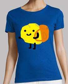 potato shirt girl