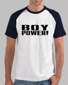 potere del ragazzo! maschio nero