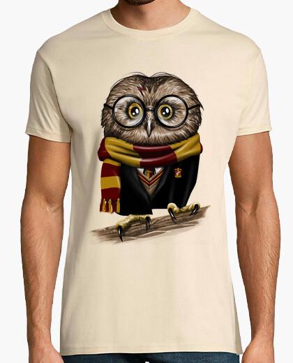 T-shirt potter owly