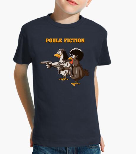 Vêtements enfant Poule Fiction