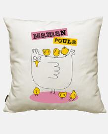 poule maman