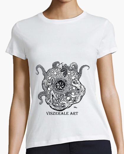 Tee-shirt poulpes logo
