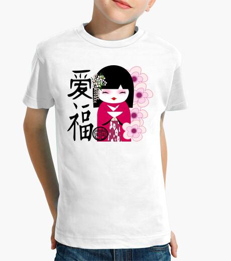 Vêtements enfant poupée japonaise
