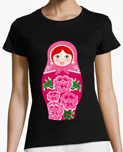 Tee-shirt poupée cooltee. disponible uniquement en latostadora