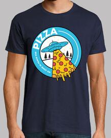 pour la pizza