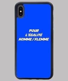POUR L'ÉGALITÉ HOMME FLEMME