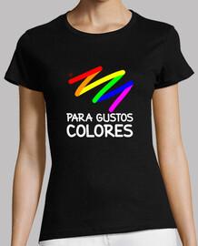 pour les goûts couleurs