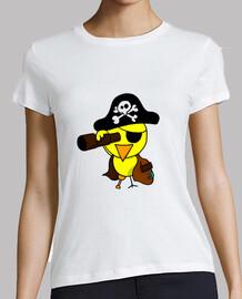 poussin pirate