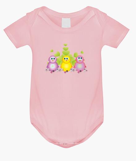 Vêtements enfant poussins