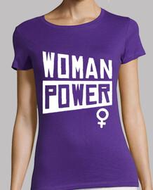 pouvoir de la femme