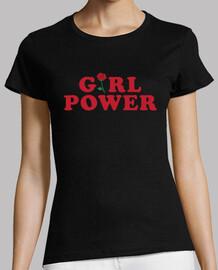 pouvoir de la fille