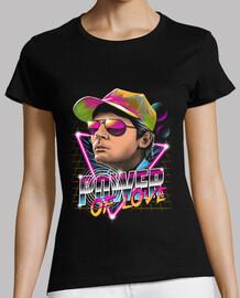 pouvoir de l'amour chemise femmes
