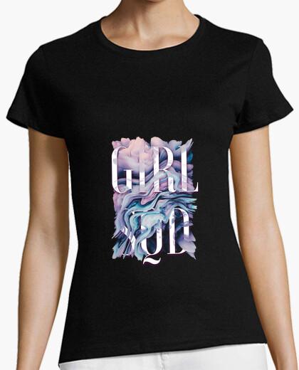 Tee-shirt pouvoir des filles ii