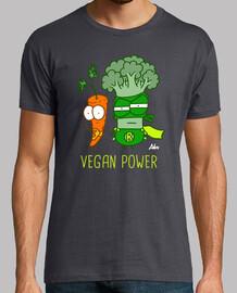 pouvoir végétalien
