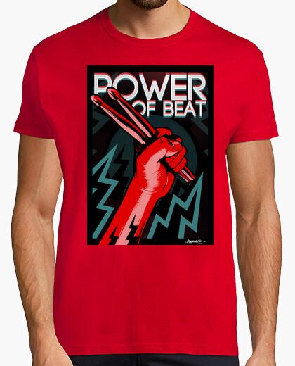 Camiseta Power of Beat