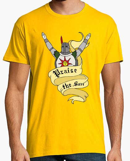 Camiseta Praise the Sun Solaire