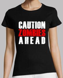 ¡precaución! zombies haed
