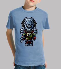 Predator 8bit (Camiseta Niño)