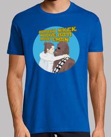 Prefiero besar a un Wookie