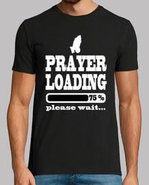 preghiera caricamento attendere prego