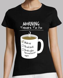 premier coffee puis un humain