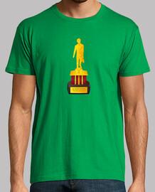 Premio Dundie camiseta hombre