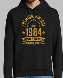 premium vintage desde 1984 parte origin