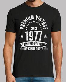 premium vintage seit 1977 originalteil