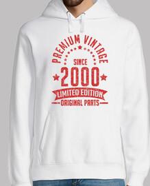 PREMIUM VINTAGE SINCE 2000 ORIGINAL PAR
