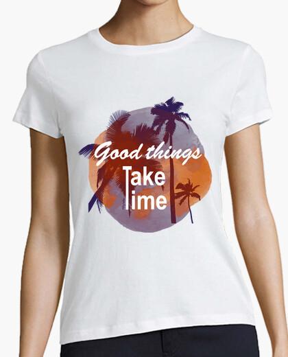 T-shirt prendi time_cmb