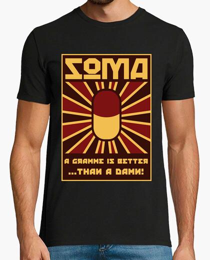 Tee-shirt prendre soma