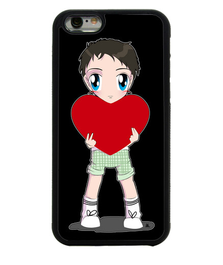 Voir Coques iPhone amour