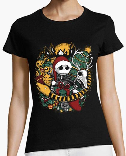 T-shirt prese di natale