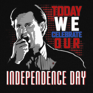 Camisetas President (Independence Day)