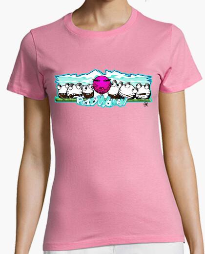 T-shirt pretty woman