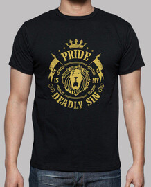 Pride is my deadly sin