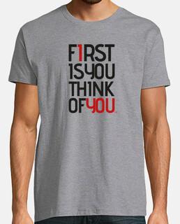 prima t-shirt da uomo