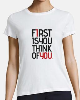 prima t-shirt donna .