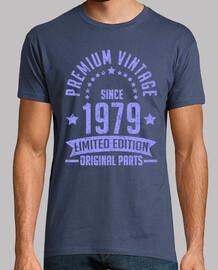 prima vintage desde 1979 parte original