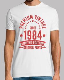 prima vintage desde 1984 parte original
