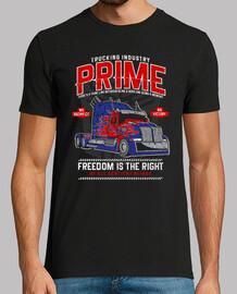 prime transformed truck