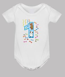 primer cumpleaños del bebé C