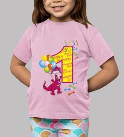 primo compleanno e il drago