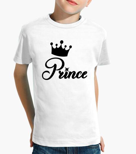 Vêtements enfant prince de la maison